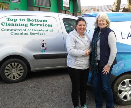 Cleaner Honiton