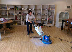 Cleaning Honiton